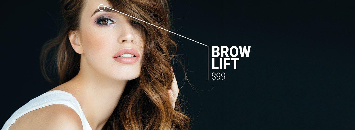 Brow Lift $99