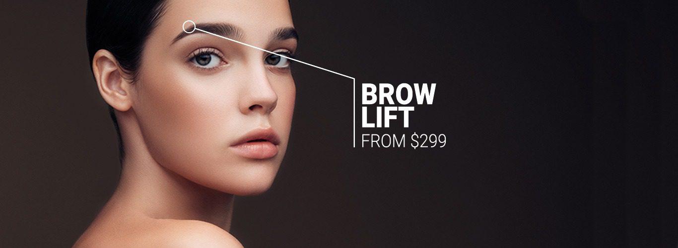 Brow Lift $299