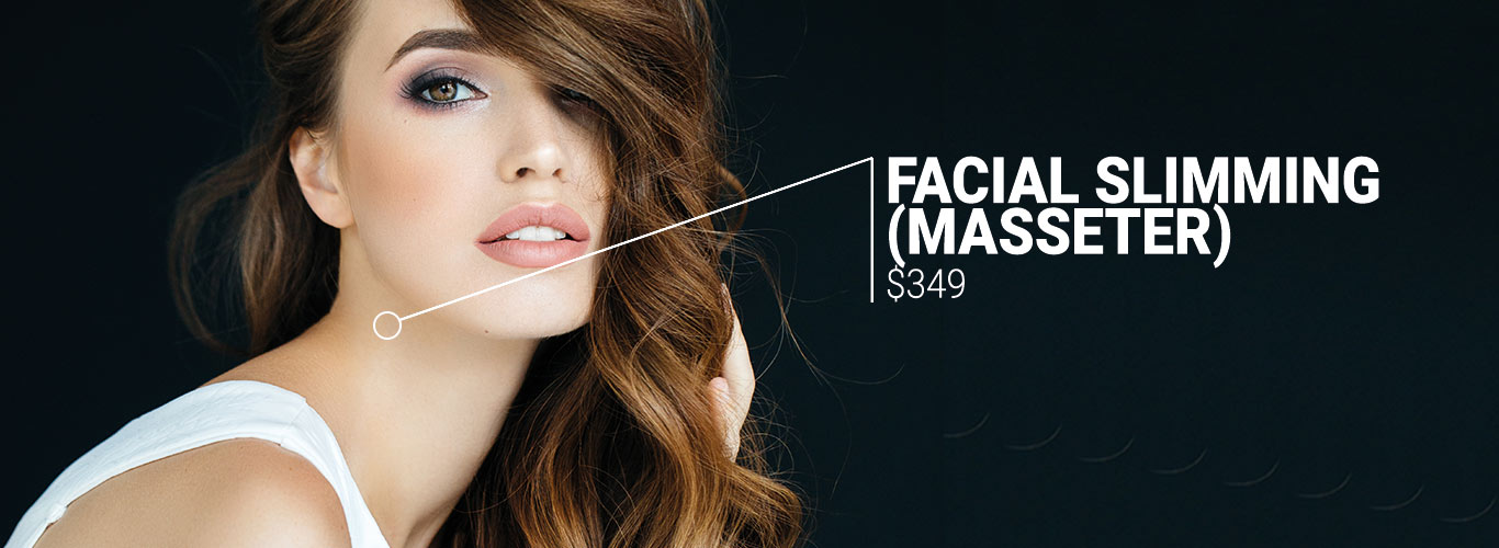 Facial Slimming with Anti-Wrinkle Injections – M1 Med Beauty