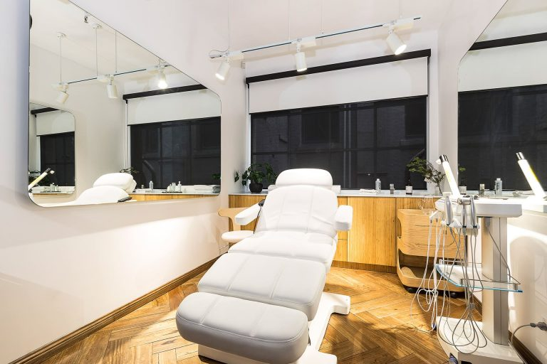 M1 Med Beauty Australia Treatment Room