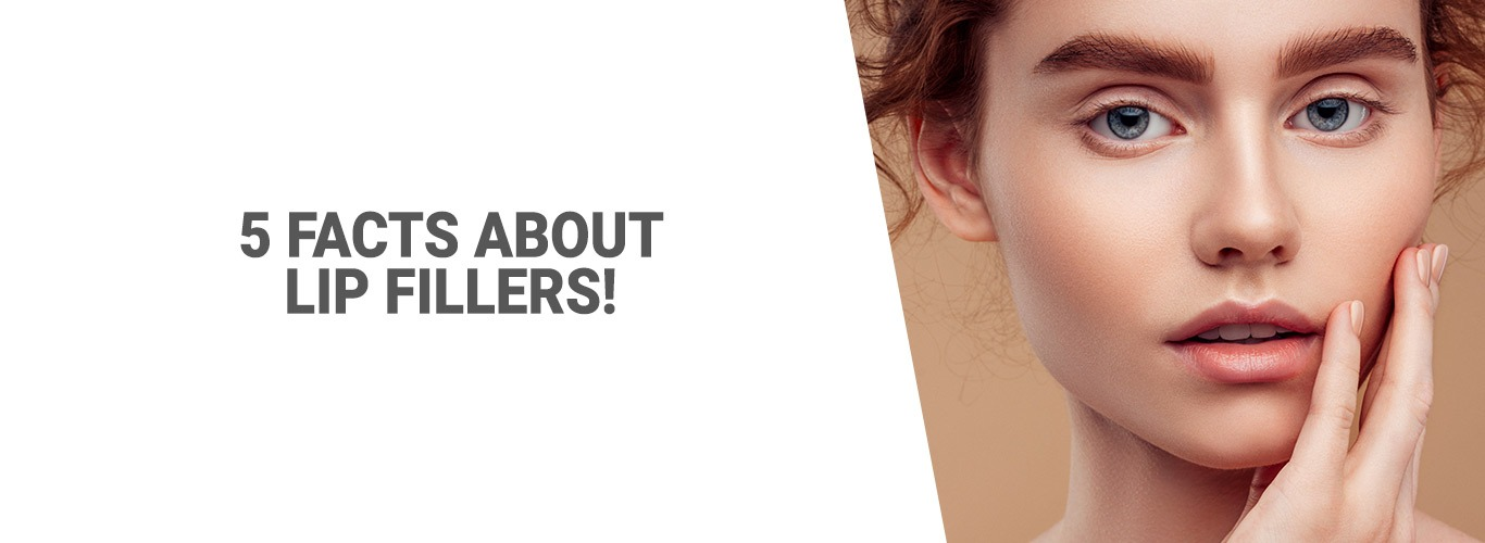 5 FACTS ABOUT LIP FILLERS!