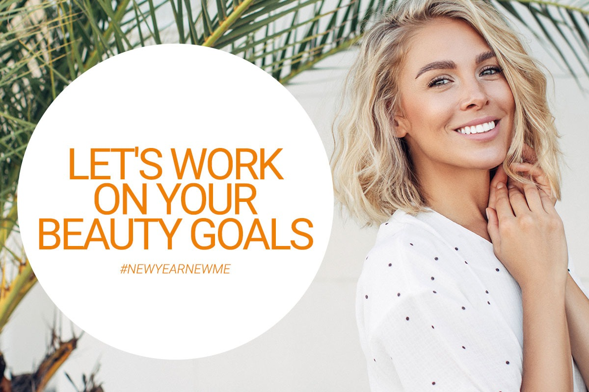 let´s work on your beauty goals