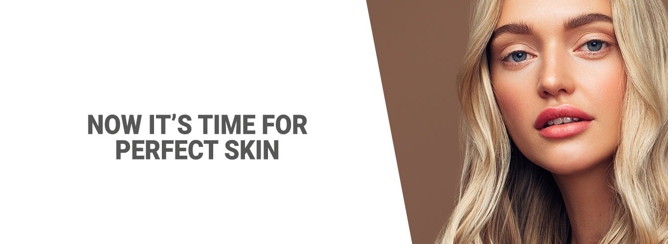 Blog: Now it's time for perfect skin