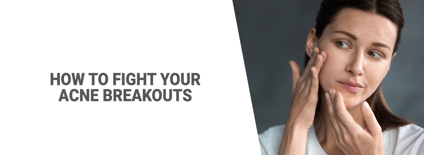 Blog:How to fight your acne breakouts