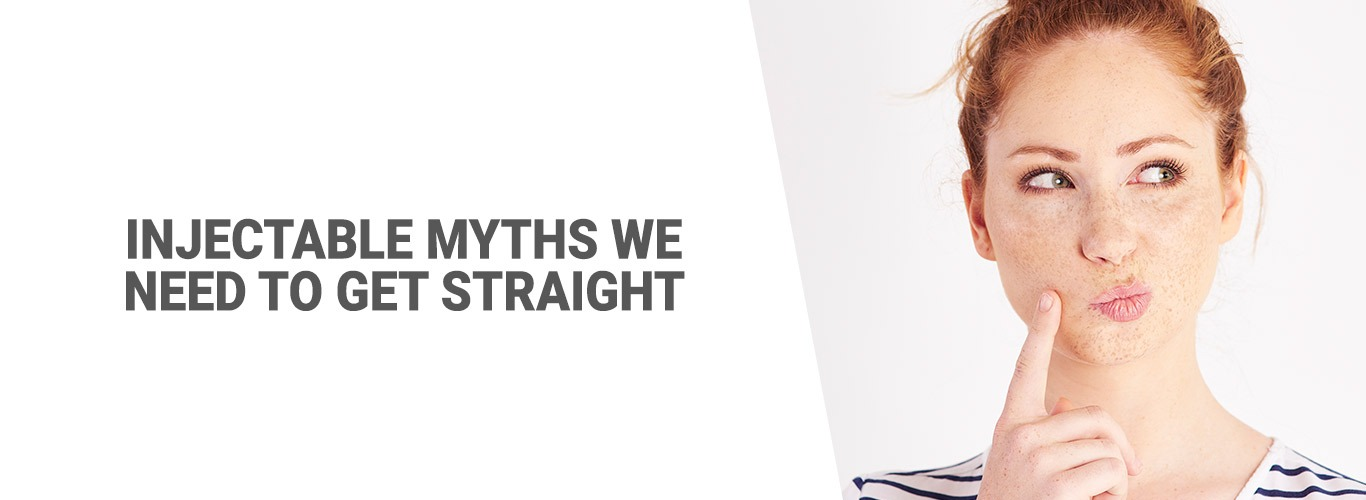 Blog: Injectable myths we need to get straight