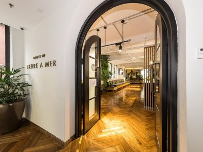 M1 Med Beauty Australia House of Terre A Mer entrance